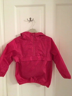 Lovely girls light rain jacket from Next, Size 1.5-2 Years, BNWOT!
