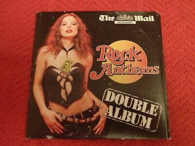 ROCK ANTHEMS ~ Double CD Rock Compilation