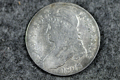 Estate Find 1828 Capped Bust Half Dollar  #D22036