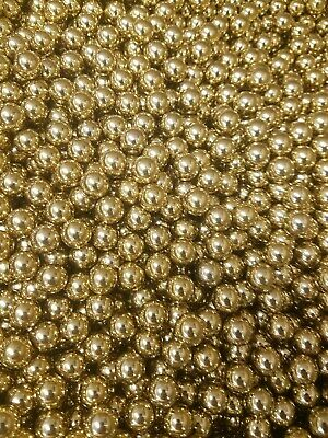 SHIPS FREE 250 Authentic Gold Pachinko Balls Imported from Japan