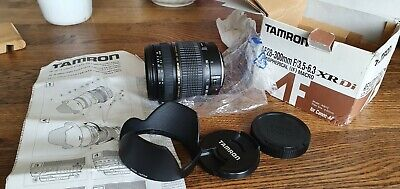 TAMRON AF 28-300mm XR Di LD ASPHERICAL (IF) MACRO for CANON EF MOUNT