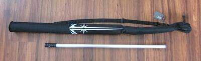 "Disney Star Wars Galaxy's Edge Savi's Custom Lightsaber 31"" Blade + Sheath Combo"