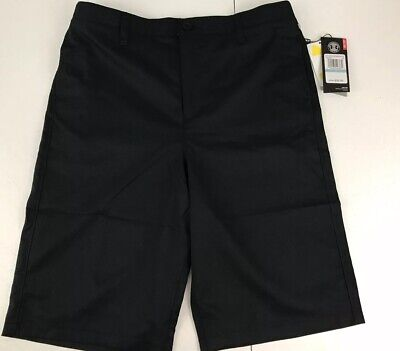 NEW Under Armour Black Golf Shorts Size 20 (F)