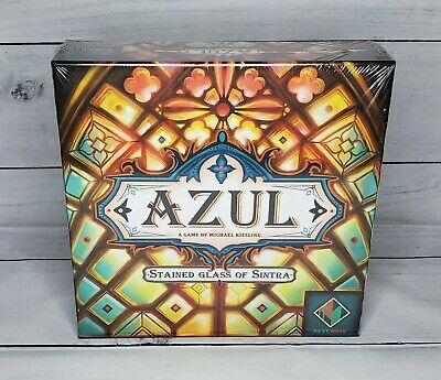 Next Move Michael Kiesling Azul Stained Glass Of Sintra Board Game New Sealed