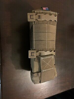 MILITARY USMC INDIVIDUAL FIRST AID KIT IFAK WITH POUCH COYOTE BROWN Prepper Wow
