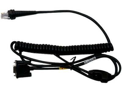 Honeywell CBL-020-300-C00 Coiled Cable 9.84 ft for Xenon 1900 Scanner