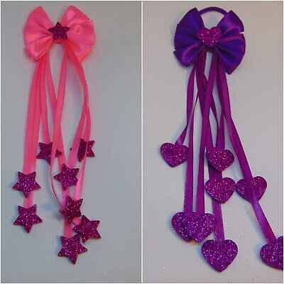 Big Bows  beautiful Hair  bobbles for hair for girls kids