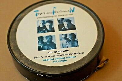 Tin Machine You Belong to Rock n Roll Special Film Roll Edition Nr Mint Megarare