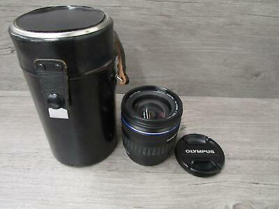 Olympus Zuiko Digital 14-42mm 1: 3.5-5.6 ED Camera Lens With Hard Case