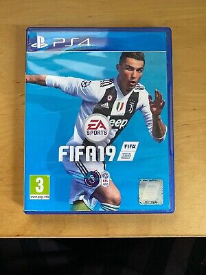 FIFA 19 - Standard Edition (Sony PlayStation 4, 2018) USED