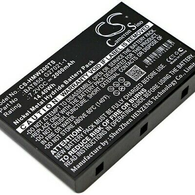 Battery For HME Pro 850 Intercom
