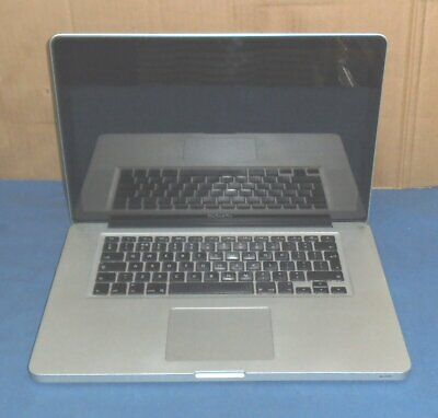 "Mid 2012 Apple MacBook Pro A1286 Core i7 2.3Ghz 15.4"" 16GB 512GB SSD + APPS"