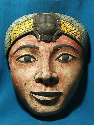 The faces of ancient Egypt civilization of the Nile Valley 11