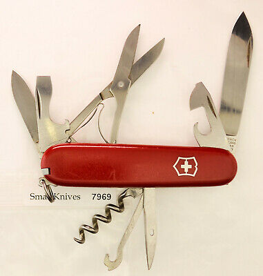 Victorinox Climber Swiss Army knife- used, very good condition #7969