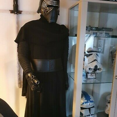 Kylo Ren Costume Robes STAR WARS THE FORCE AWAKENS saints customs prop replica