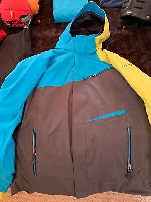 Schoffel mens ski jacket and sallopettes jacket 32 and trousers 38.