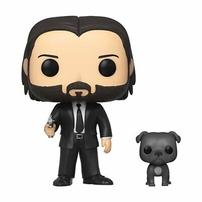 Funko POP! Movies John Wick Black Suit with Dog Buddy [PRE ORDER] Please Read