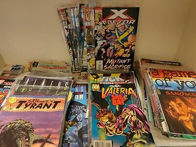 Huge 15lb Comic Book Lot Of Marvel, Independent titles, DC, Dark Horse And More