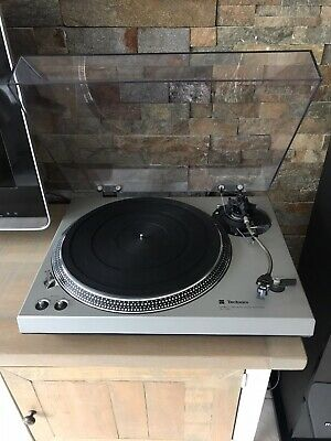 Technics SL150 Turntable with sme and denon