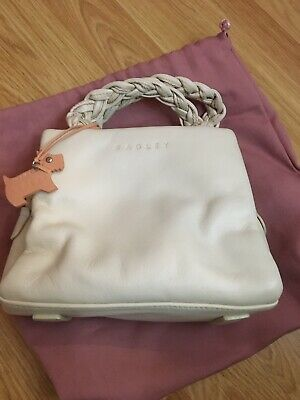radley Cream Small Bag
