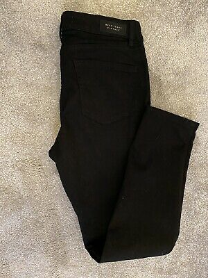 next relaxed skinny jeans 8 Black