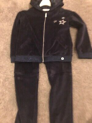 Mayoral Girls Blue Tracksuit 8 Years Used