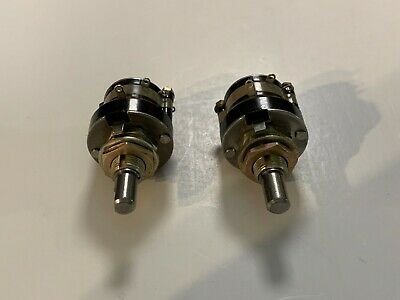 """Grayhill Miniature Rotary Switch  1 Pole 1//4/""""  threaded shaft 8 Positions 8pos"""