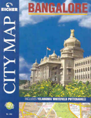 Mangalore City Map (Sheet map, folded) Highly Rated eBay Seller Great Prices