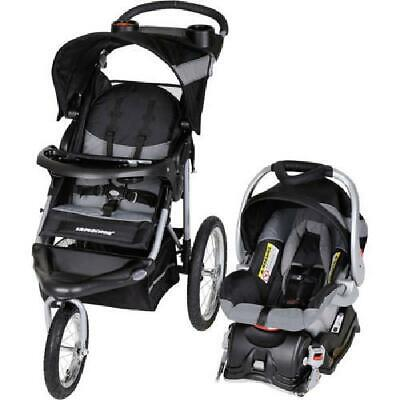 Baby Stroller Car Seat Set Portable Infant Travel Safety Chair Lightweight Steel