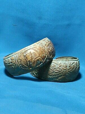 Pharaonic bracelets are very rare ancient Egypt civilization
