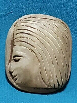 Pharaonic amulets are very rare of the ancient Egypt civilization. 3
