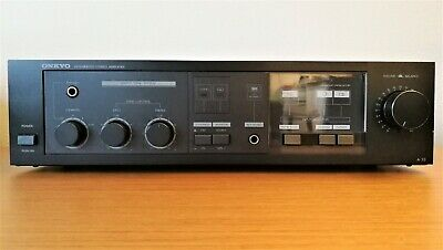ONKYO A-33 Integrated Stereo Amplifier