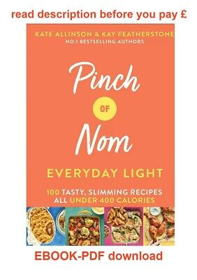 Pinch Of Nom Everyday Light 💥 Cheapest On Ebay 💥 Please Read Description 💥