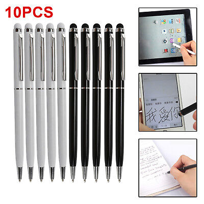 Universal 10X Pro Stylus Ball Pen For Use Iphone Ipad Samsung Sony Tablet Uk