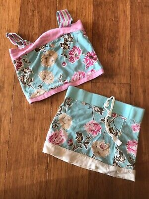 Joules Retro Top And Skirt Set Age 4