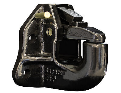 PH55 50-Ton Capacity Air Compensated Pintle Hook Buyers Products