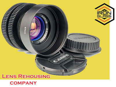 Wide angle 37mm F2.8 MIR-1V Anamorphic flare & Bokeh lens for  Canon EF