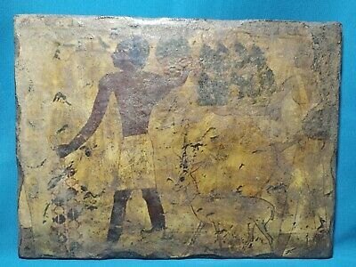 Hunting and hiking in the ancient Egyptian.. wood 2