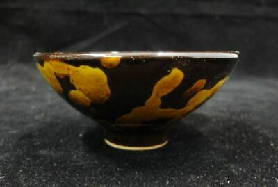 """Perfect Condition! Very Rare Old Chinese """"CiZhou"""" Kiln Porcelain Cup Bowl"""