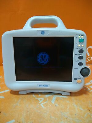 GE Healthcare Dash 3000 Patient Monitor