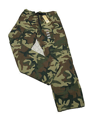 Levi's Men's CARRIER CARGO 6 Pocket Pants CAMOUFLAGE (Size 32X34) NWT BDU