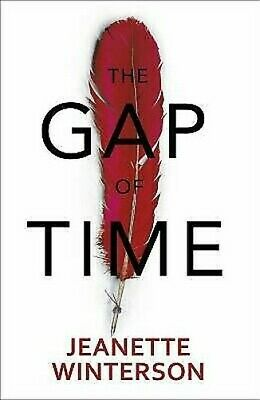 Gap Of Time: The Winter's Cuento Retold (The Hogarth Shakespeare)