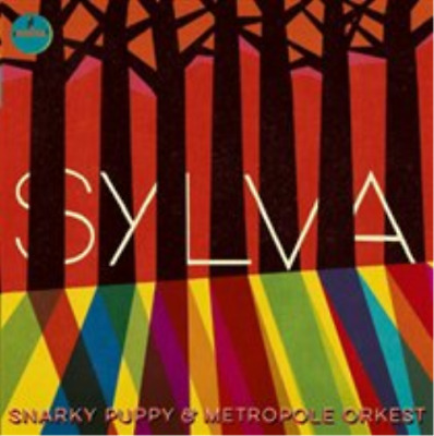 Snarky Puppy & Metropole Or...-Sylva CD with DVD NEW