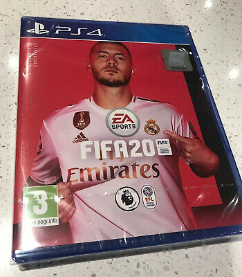 PS4 FIFA 20 Brand New Sealed