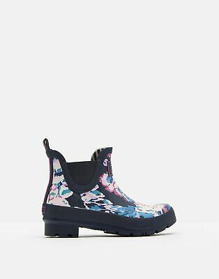 Joules Women Wellibobs Boots   Short Printed Wellie Boots -  Size Adult 5