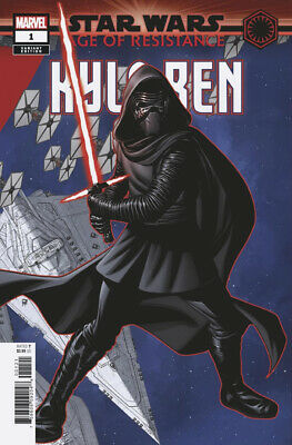 Star Wars - Age of Resistance: Kylo Ren #1 PUZZLE PIECE VARIANT - NM Tom Taylor
