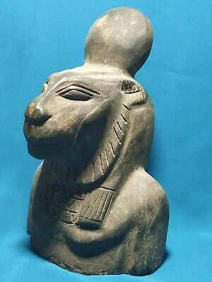 The strong lady Sekhmet, the civilization of ancient Egypt.. 3