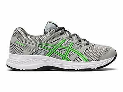 ASICS Kid's Contend 5 GS Running Shoes, Grey,  Size Big Kid 6.0