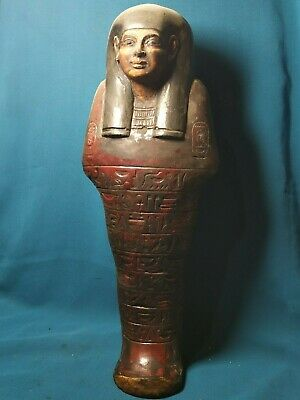 The statues of the servants of Ancient Egypt.. 30cm
