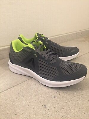 Reebok Endless Road Men's Running Shoes Gray Green Size 8 New